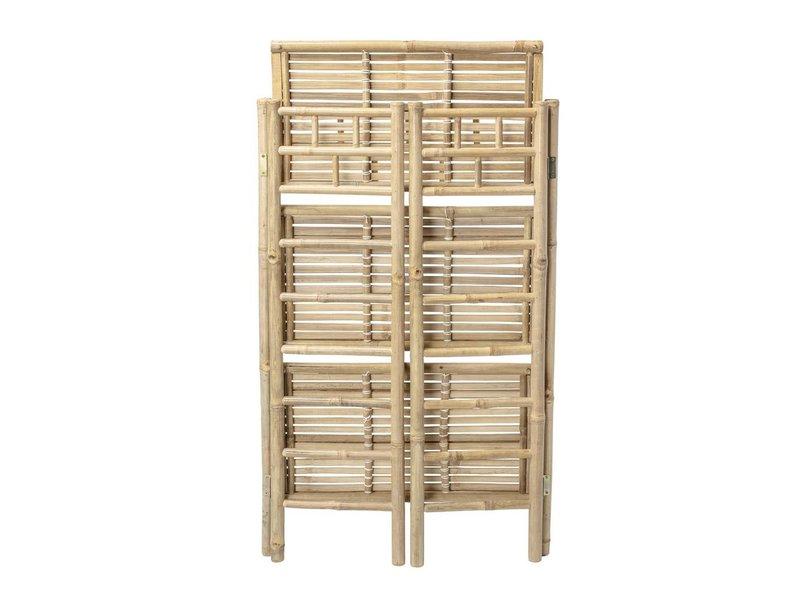 Bloomingville Mini Bambusschrank mit Regalen