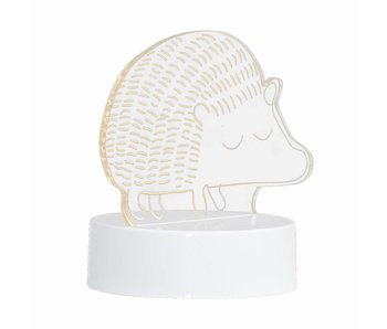 Bloomingville Mini Lamp hedgehog