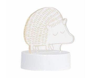 Bloomingville Mini Lampe hérisson