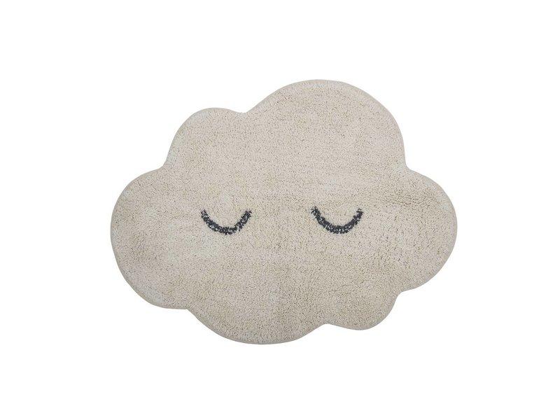 Bloomingville Mini Vloerkleed wolk