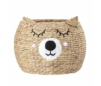 Bloomingville Mini Basket of bear with ears