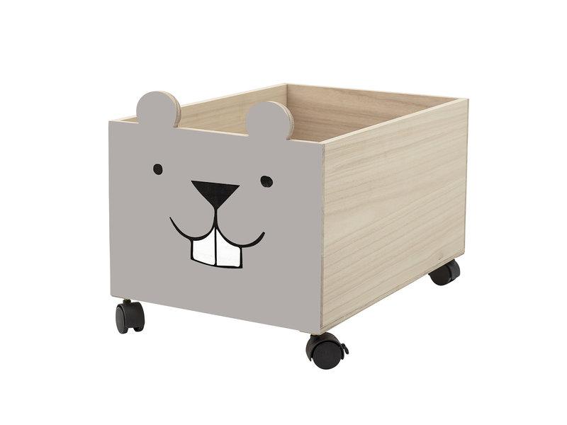 Bloomingville Mini Storage box brown