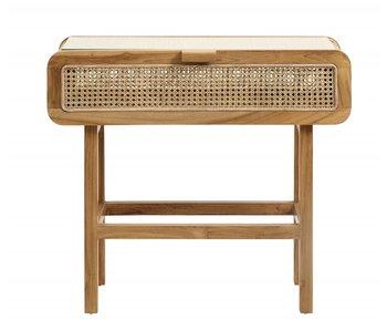 Nordal Konsol bord med webbing