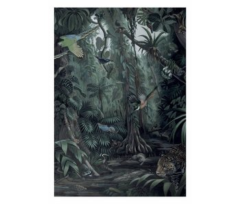 KEK Amsterdam Tropical Landscapes behang