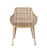 Bloomingville Amira Lounge Chair - Rattan