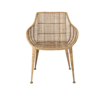 Bloomingville Amira Lounge Chair - rotan