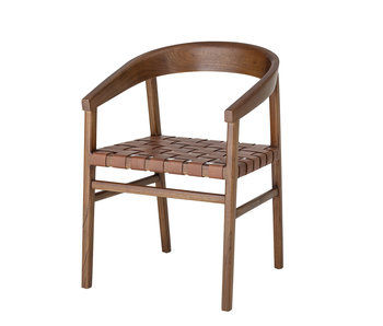 Bloomingville Vitus Chair - braun