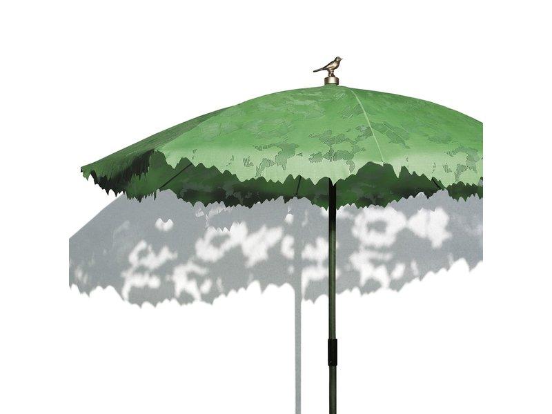 Droog Shadylace parasol grønn
