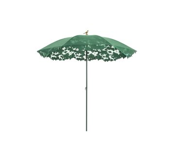 Droog Shadylace parasol grøn
