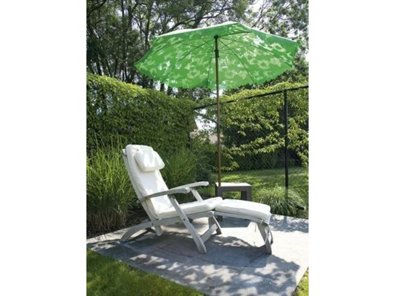 Droog Shadylace parasol groen