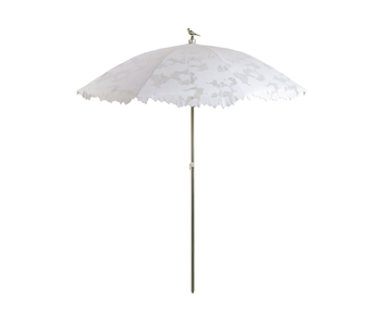 Droog Shadylace parasol blanc