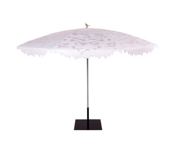 Droog Shadylace parasol wit XL