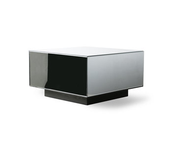 HK-Living Miroir bloc table basse - grande
