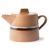 HK-Living Ceramic 70's teapot stream