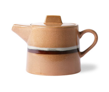 HK-Living Ceramic 70's teapot stream