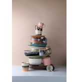 HK-Living Ceramic 70's bowl set