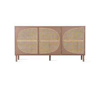 HK-Living Retro webbing dressoir lever