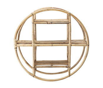 Bloomingville Sia wall rack - natural