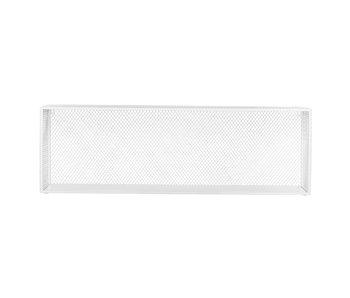 Bloomingville Caido display box metal - white