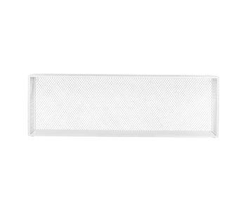 Bloomingville Espositore Caido in metallo - bianco