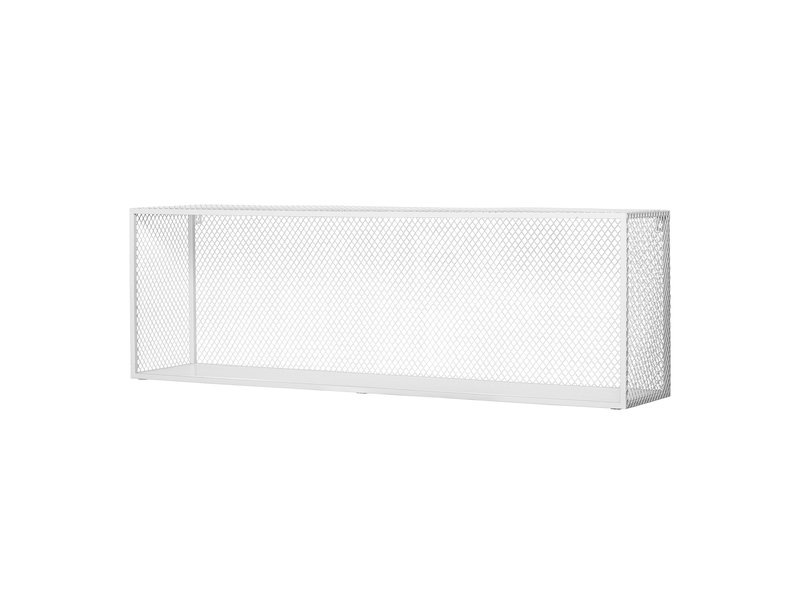 Bloomingville Caido Display Box Metall - weiß