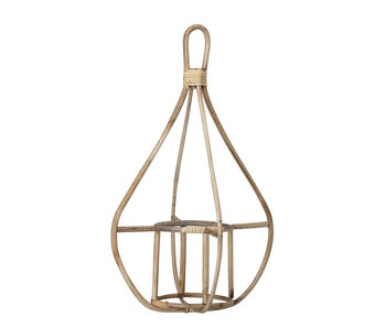 Bloomingville Bamboo plant hanger - nature