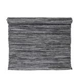 Bloomingville Teppich Kunststoff - grau