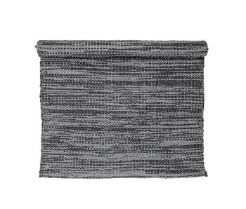 Bloomingville Alfombra de plástico - gris
