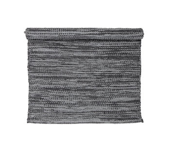 Bloomingville Tapis en plastique - gris