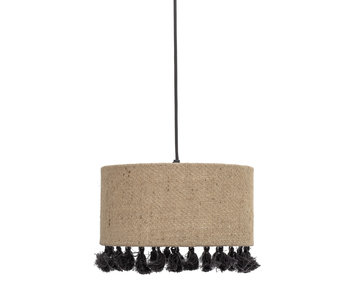 Bloomingville Cotton hanging lamp - nature