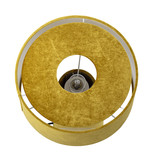 Bloomingville Bordlampe polyester - gul