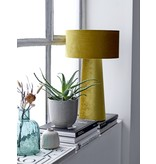 Bloomingville Table lamp polyester - yellow