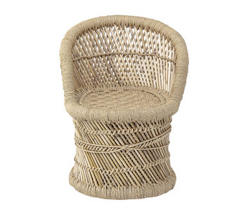 Bloomingville Mini Chaise en bambou