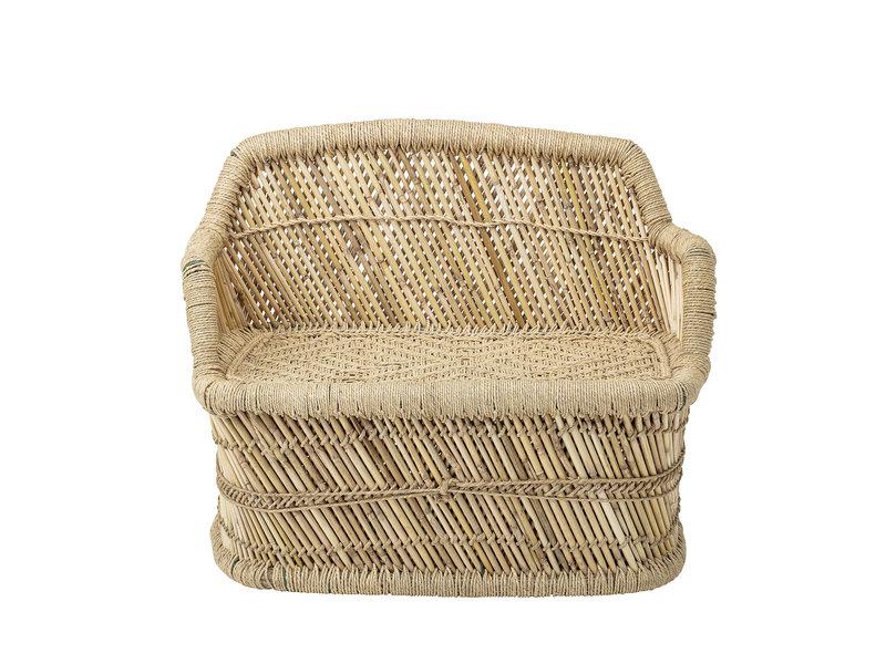 Bloomingville Mini Bänk - bambu