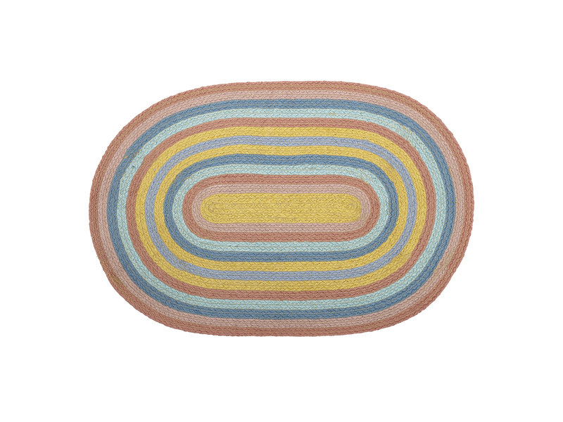Bloomingville Mini Teppich jutte