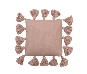 Bloomingville Mini Coussin coton - rose