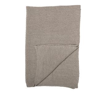 Bloomingville Mini Plaid Wolle - braun