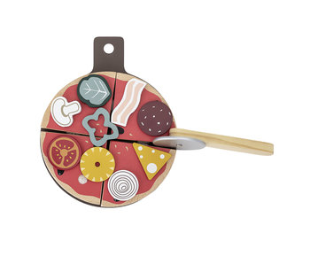 Bloomingville Mini Speelset pizza
