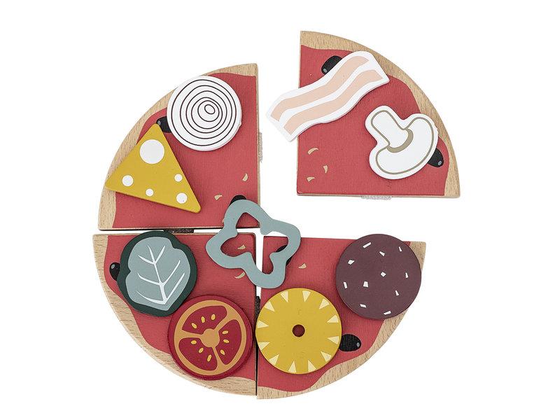 Bloomingville Mini Spelar in pizza