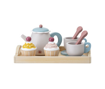 Bloomingville Mini Speelset servies