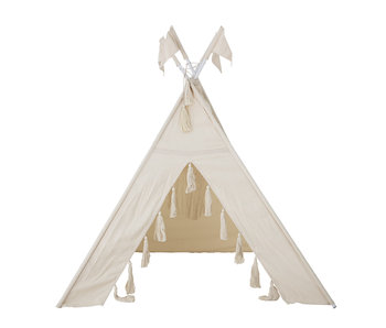 Bloomingville Mini Teepee cotton - nature