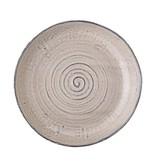 Bloomingville Alia Teller Rose - Set mit 6 Stück Ø23,5xH4,5 cm