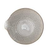 Bloomingville Thea schaal grijs - set van 6 stuks Ø16,5xH8 cm