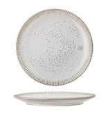 Bloomingville Thea bord grijs - set van 6 stuks Ø27 cm