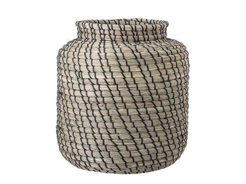 Bloomingville Korb aus Seegras - Ø32xH32 cm