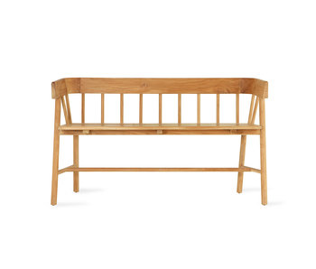 HK-Living Wooden bench teak