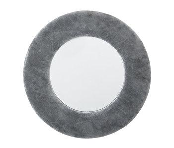 Bloomingville Spegel bomull - grå