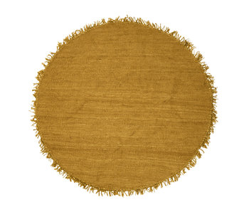 Bloomingville Rug around jute - Ø150 cm - Copy