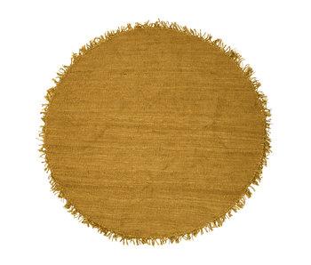 Bloomingville Teppich um Jute - Ø150 cm - Copy