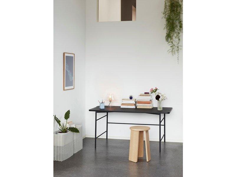 Schreibtisch Metall Schwarz 2021